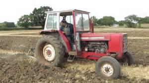 tracteur IH B-634