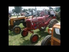 tracteur IH D-440