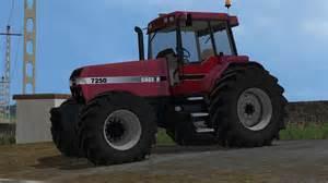 tracteur IH FS
