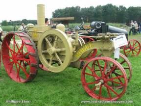 tracteur IH MOGUL 30-60