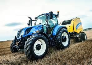 tracteur IH T-5
