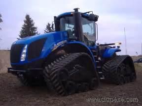 tracteur IH T-9