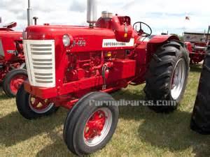 tracteur IH W-450