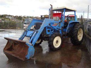 tracteur Iseki SX65