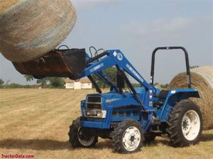 tracteur Iseki T5010