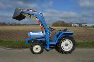 tracteur Iseki TA215