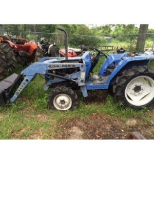 tracteur Iseki TA230