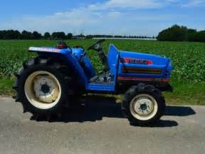 tracteur Iseki TA287