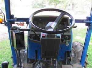 tracteur Iseki TA337F