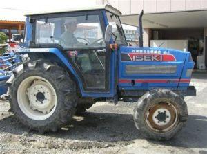 tracteur Iseki TA370