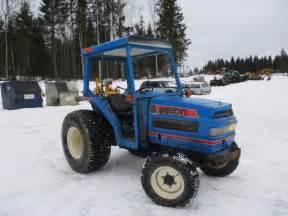 tracteur Iseki TA417F