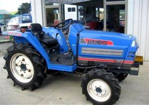 tracteur Iseki TA545