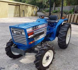 tracteur Iseki TD4410