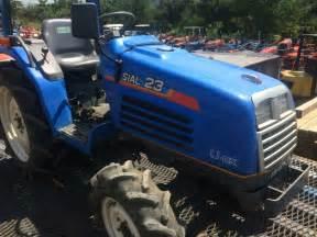 tracteur Iseki TF23F