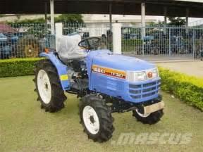 tracteur Iseki TF327