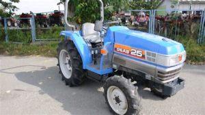 tracteur Iseki TG273