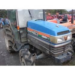tracteur Iseki TG463