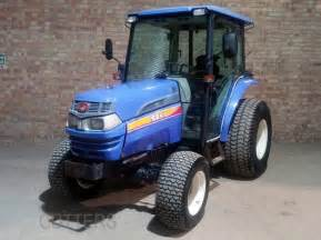 tracteur Iseki TG5470