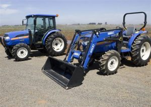 tracteur Iseki TG5570