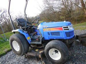 tracteur Iseki TH4330