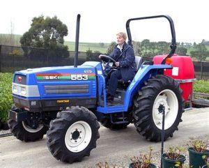 tracteur Iseki TK29F