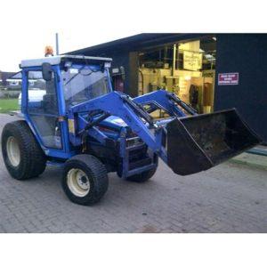 tracteur Iseki TK532