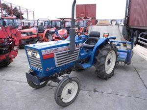 tracteur Iseki TL2300