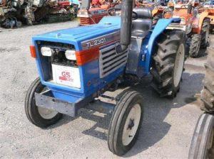tracteur Iseki TL2301