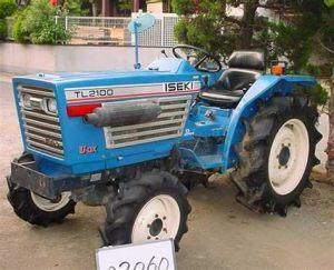 tracteur Iseki TL2701