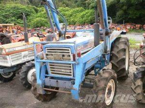 tracteur Iseki TL2901