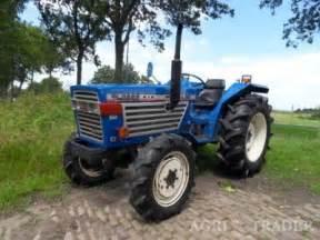 tracteur Iseki TL3200