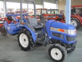 tracteur Iseki TM150