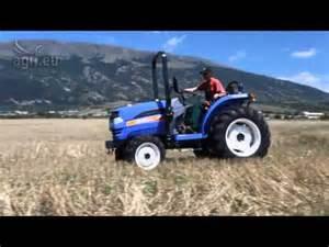 tracteur Iseki TM18