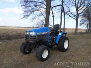 tracteur Iseki TM217