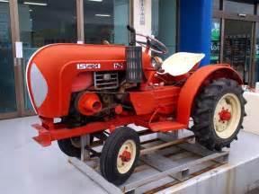 tracteur Iseki TR-1