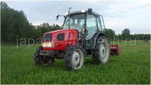 tracteur Iseki TR63F