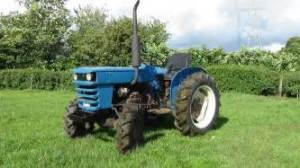 tracteur Iseki TS2220