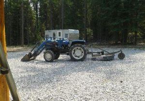 tracteur Iseki TS2510
