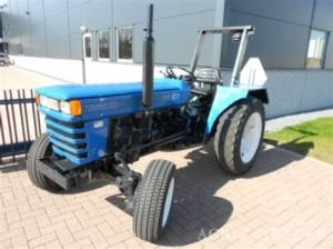 tracteur Iseki TS3110