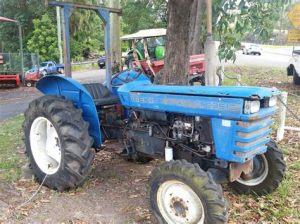 tracteur Iseki TS3510