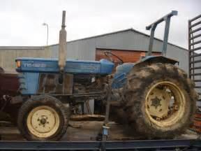 tracteur Iseki TS4510