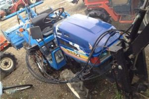 tracteur Iseki TU155