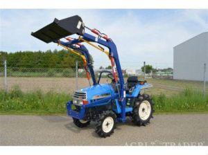 tracteur Iseki TU157