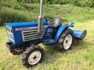 tracteur Iseki TU1600