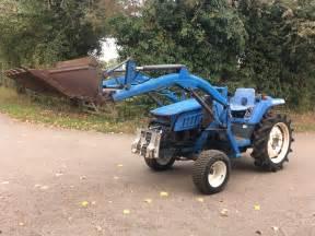 tracteur Iseki TU180