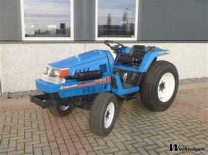 tracteur Iseki TU220