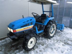 tracteur Iseki TU245