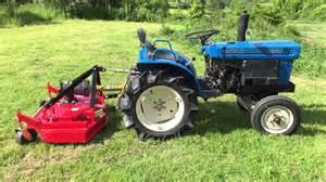tracteur Iseki TX1510
