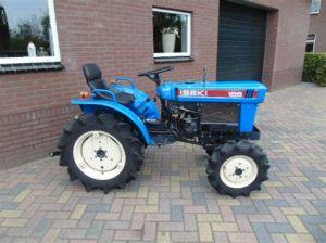 tracteur Iseki TX155
