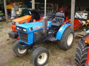 tracteur Iseki TX2140